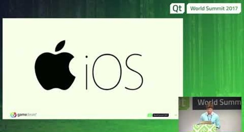 QtWS17 - Android & iOS - put your app on a diet, Maciej Węglarczyk, GameDesire