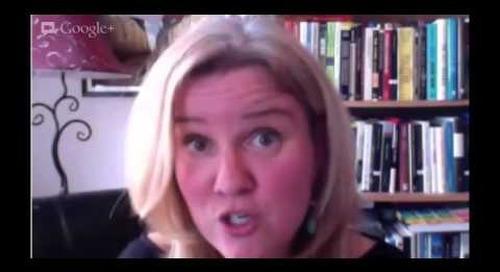 Professional Networking: B2B Marketing Forum Keynote Jill Foster Talks to Marketing Smarts