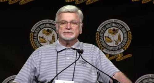Cecil Roberts - International President, UMWA