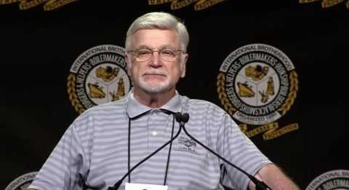 Cecil Roberts - International President, UMWA