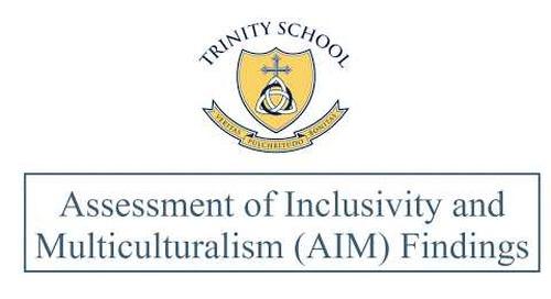 Trinity School AIM Findings