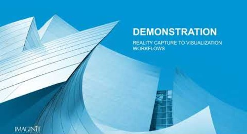 Capture Existing Conditions with Reality Capture & Visualize Your Project with Twinmotion