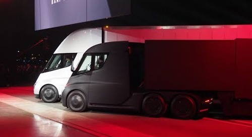 This is the Tesla Semi