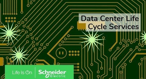 Data Center Life Cycle Services - Assess, Plan, Design, Build, & Operate your Data Center