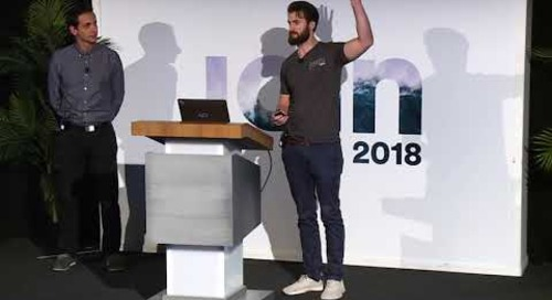 JOIN 2018 - Predictive Analytics with Looker and Google BigQuery Machine Learning