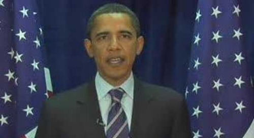 Obama addresses Boilermakers conference