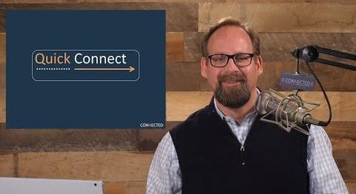 Quick Connect- Can Walmart Re-ignite  Ecommerce Revenue?