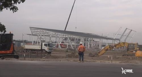 Craigieburn ANZAC Park: Construction Update March 2016