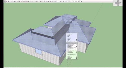 [Skill Builder] Hip Roof