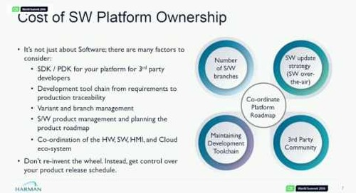QtWS16- Taking Control of and Owning Your HMI – Design, Build and Innovate, Stefan Ballowiec, Harman