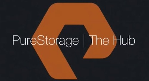 Arrow The Hub | Pure Storage