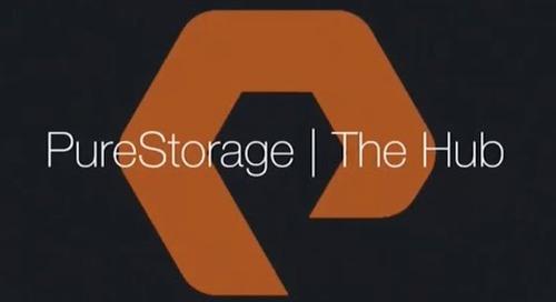 Arrow The Hub | Pure Storage
