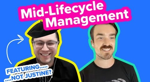 The SaaSOps Show: Mid-Lifecycle Management