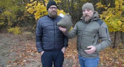 Frag.TV: Winter is coming. Carinthia Ultra Jacket, Carinthia ISG 2.0 i nadzienie G-Loft