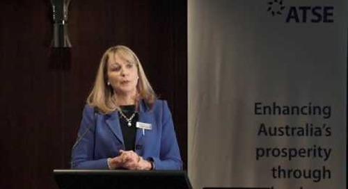 ATSE 2016 New Fellow: Dr Jackie Fairley FTSE