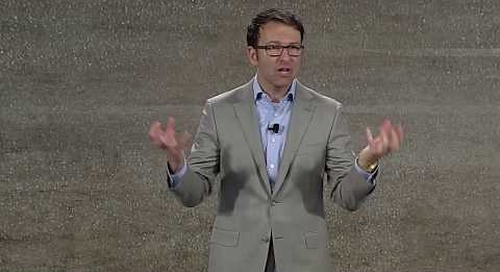Microsoft Business Forward 2017 keynote | Judson Althoff on value of digital transformation