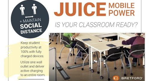 AMC NewsWatch TV features Juice Mobile Power