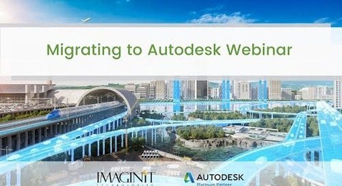 Migration to Autodesk in 2020
