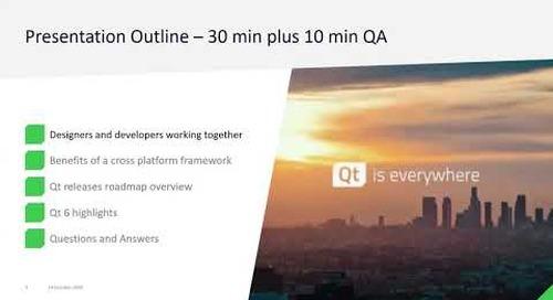 Meet Qt Nordics Online 2020
