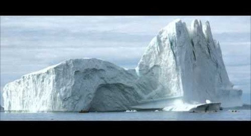 Explore Greenland in 30 Seconds