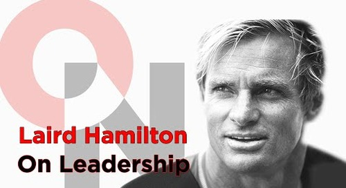 Do You Have a Relationship With Fear? | Laird Hamilton | FranklinCovey clips