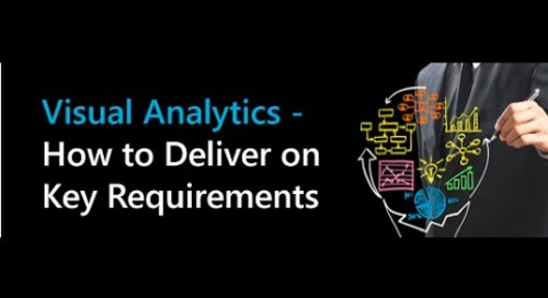 Visual Analytics   How to Deliver on Key Requirements