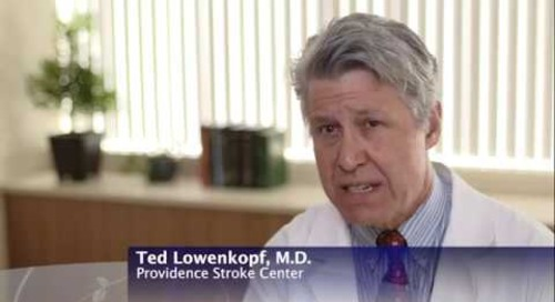 Providence Wellness Watch KGW May 2019 60 Stroke BE FAST Signs Dr. Lowenkopf