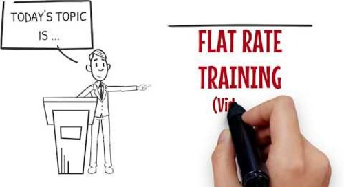 Flat Rate Training Video 11