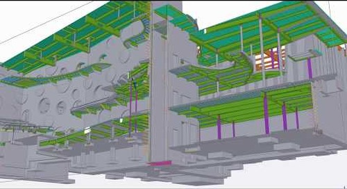 University of Wisconsin - Music Performance Building - 2018 Tekla North America BIM Awards