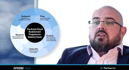 Programme Overview and Research of the Arrow Cloud Enablement Service