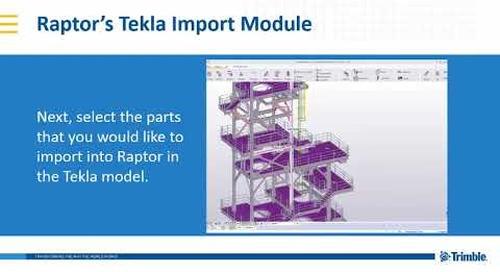 Tekla Fabricator Partner Series: Peddinghaus