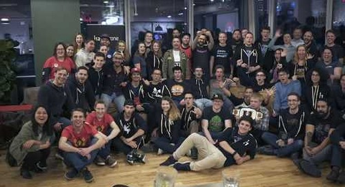 Record-breaking 2nd annual H1-415 Live-hacking event with Oath in San Francisco