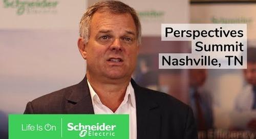 Energy & Sustainability Perspectives Summit - Nashville, TN   Schneider Electric