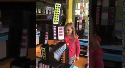 Kids Having Fun at the Children's Museum in Winnipeg