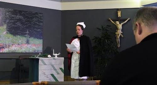 Saint Patrick Hospital HealthBreak - Nightingale Nursing Tribute