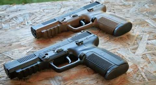 Frag Out! FN Five-seveN 5.7 mm SS190 Pistol