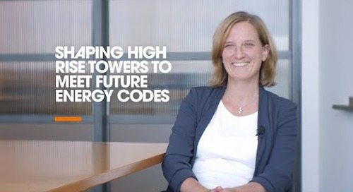 Shaping High-Rise Towers to meet Future Energy Codes