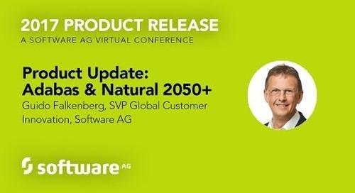 Product Update: Adabas & Natural 2050+