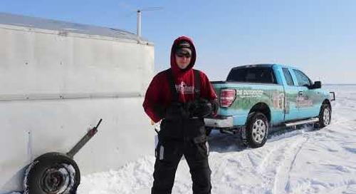 Lake Poygan Ice Report - Battle on Bago 2019