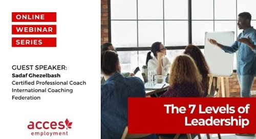 The 7 Levels of Leadership