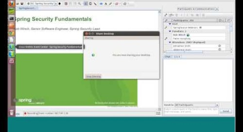 Remastered Webinar: Spring Security Fundamentals