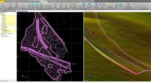 Trimble SCS900 - Field Data Workflow