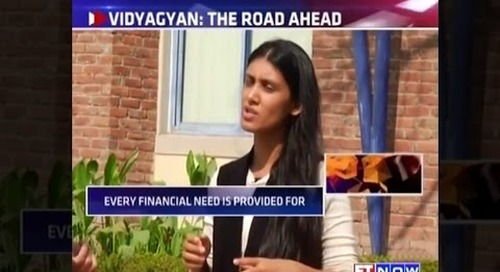 Roshni Nadar Malhotra on VidyaGyan and Social Entrepreneurship