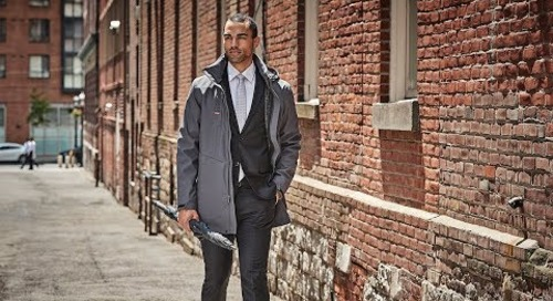Manhattan Softshell Jacket
