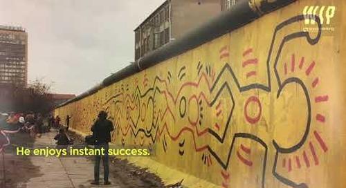 CAPSULE STREET ART - Part03 Keith Haring ENG