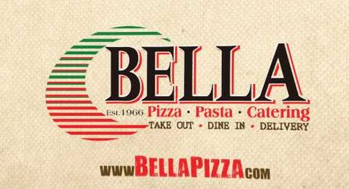 Bella Pizza Logo