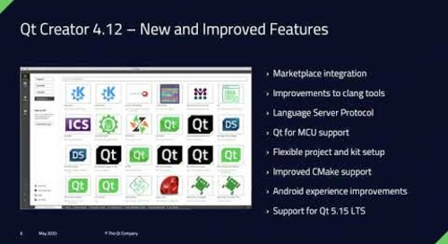 Qt 5.15 LTS: Built to Last
