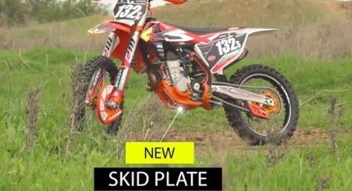 Acerbis KTM 450SXF Skid Plate