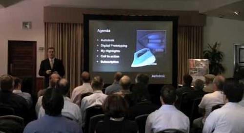 IMAGINiT Australia - Autodesk 2011 Product Launch