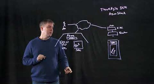 ThinkAgile SX for Microsoft Azure Use Case